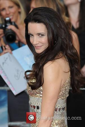 Kristin Davis and Sex And The City