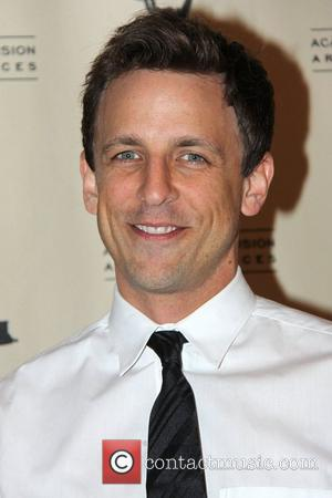 Seth Meyers An Evening with 'Saturday Night Live' at The Pierre New York City, USA - 12.04.10