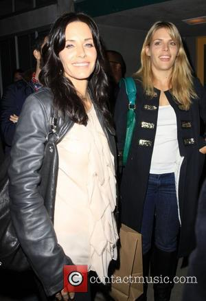 Courteney Cox and Busy Philipps
