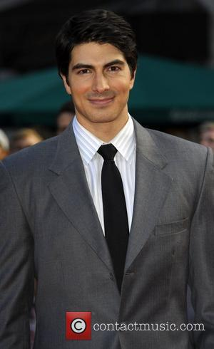 Brandon Routh UK premiere of 'Scott Pilgrim Vs. The World' held at the Empire Leicester Square - Arrivals London, England...