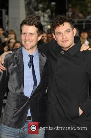 Mathew Horne (L) and Mathew Horne