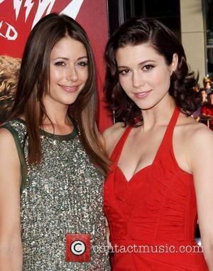 Amanda Crew, Mary Elizabeth Winstead 'Scott Pilgrim Vs. The World' Los Angeles Premiere held at The Grauman's Chinese Theatre Hollywood,...