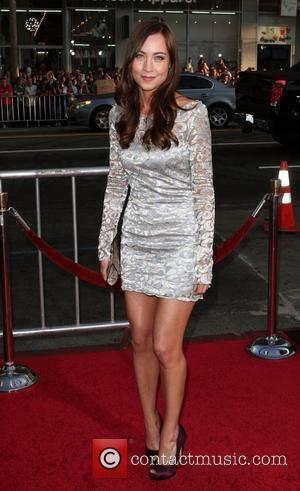 Courtney Ford 'Scott Pilgrim Vs. The World' Los Angeles Premiere held at The Grauman's Chinese Theatre Hollywood, California - 27.07.10
