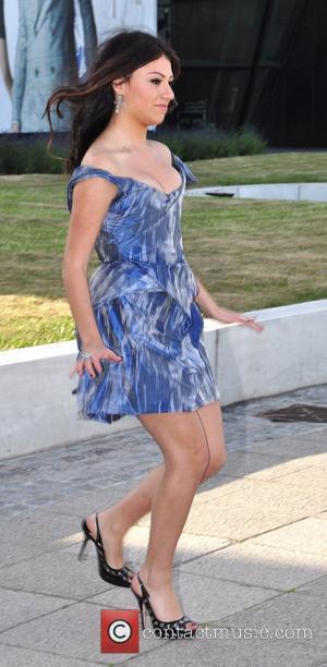 Gabriella Cilmi The Scottish Fashion Awards held at the Glasgow Science Centre Glasgow, Scotland - 20.06.10