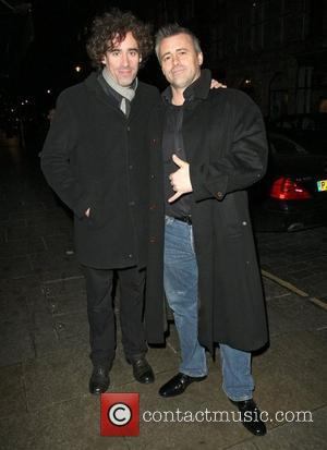 Matt Le Blanc and Stephen Mangan