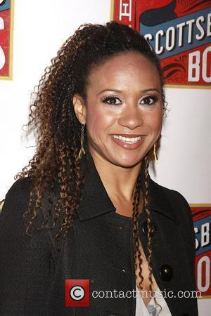 Tracie Thoms  Opening night of the Broadway musical production of 'The Scottsboro Boys' at the Lyceum Theatre - Arrivals....