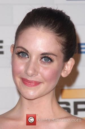 Alison Brie Spike TV's 'Scream 2010 Awards' at the Greek Theater - Arrivals Los Angeles, California - 16.10.10
