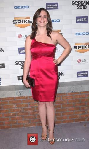 Katie Featherston Spike TV's 'Scream 2010 Awards' at the Greek Theater - Arrivals Los Angeles, California - 16.10.10