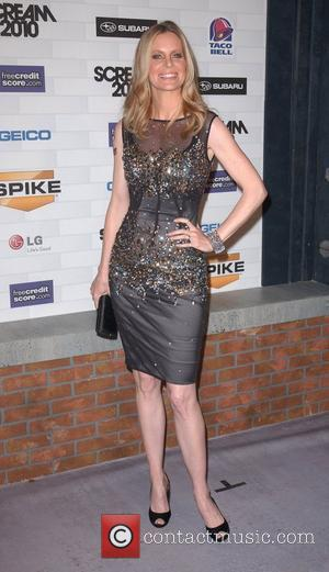 Kristin Bauer Spike TV's 'Scream 2010 Awards' at the Greek Theater - Arrivals Los Angeles, California - 16.10.10