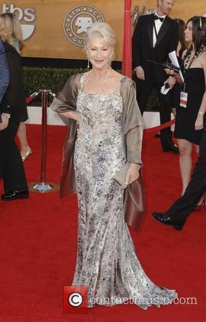 Screen Actors Guild, Helen Mirren