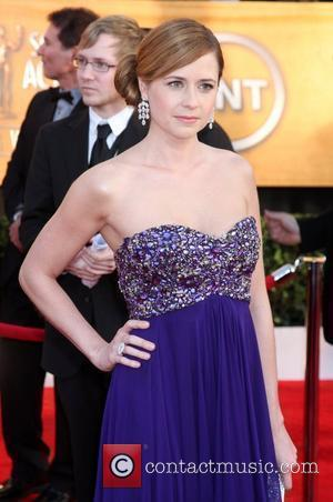 Jenna Fisher The 16th Annual Screen Actors Guild Awards held at The Shrine - Arrivals Los Angeles, California - 23.01.10