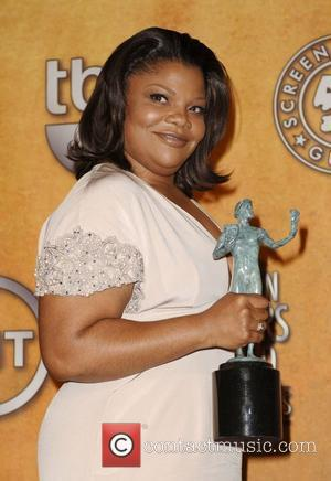 Mo'Nique The 16th Annual Screen Actors Guild Awards held at The Shrine Auditorium - Press Room Los Angeles California -...