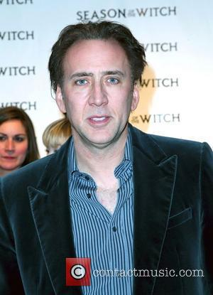 Nicolas Cage and The Witch