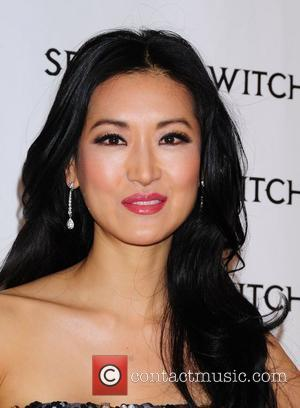 Kelly Choi at the 'Season of the Witch' premiere at AMC Loews Theater New York City, USA - 04.01.11