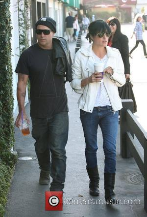 Selma Blair  and a friend go shopping together at Planet Blue Malibu, California, USA - 19.09.10