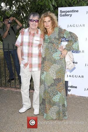 Bill Wyman and Suzanne Wyman,  Serpentine Gallery Summer Party in Kensington Gardens - Arrivals London, England - 08.07.10