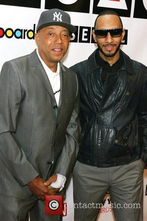 Russell Simmons and Swizz Beatz