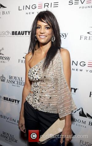Veronica Webb Seven Bar Foundation host Lingerie New York at Cipriani New York City, USA - 21.10.10