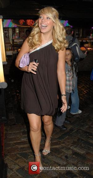 Liz McClarnon Shaka Zulu - launch party at the Stables Market - outside departures London, England - 04.08.10