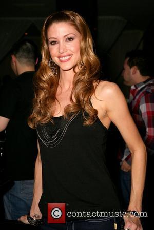 Shannon Elizabeth hosts a night at Pure nightclub at Caesars Palace Resort Casino Las Vegas, Nevada - 05.03.10