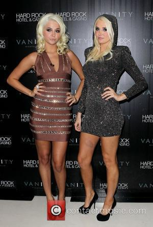 Kristina Shannon, Karissa Shannon and Las Vegas