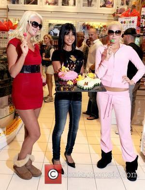 Karissa Shannon, Kristina Shannon and Las Vegas