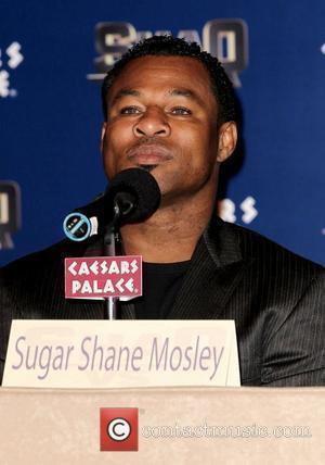 'sugar' Shane Mosely