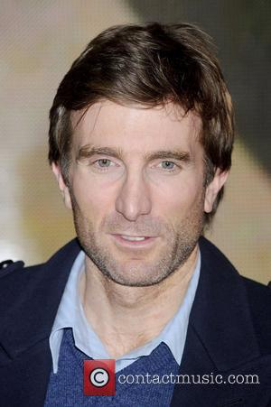 Sharlto Copley and A-team