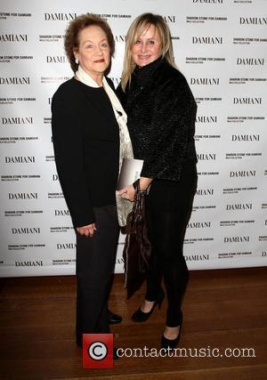Kelly Stone and Sharon Stone
