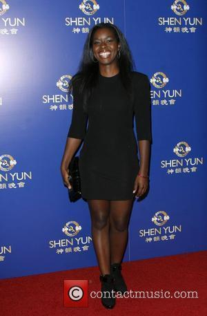 Camille Winbush  Shen Yun performing arts show held at the Dorothy Chandler Pavilion Los Angeles, California - 08.07.10