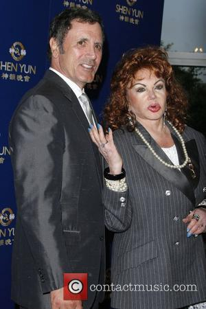 Jackie Stallone and Frank Stallone