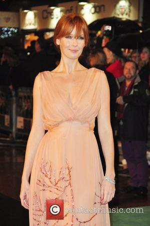 Kelly Reilly Sherlock Holmes - UK film premiere held at the Empire Leicester Square. London, England - 14.06.09