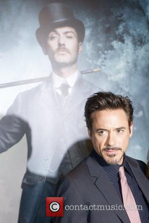 Robert Downey Jr Premiere of 'Sherlock Holmes' at Kinepolis cinema Madrid, Spain - 13.01.10