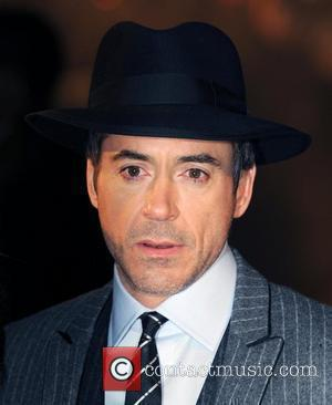 Downey Jr. Intimidated By Pitt In Ritchie Role