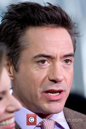 Robert Downey Jr and Jr.
