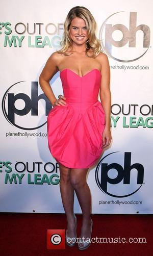 Alice Eve The Las Vegas premiere of 'She's Out Of My League' held at Planet Hollywood Resort Casino  Las...