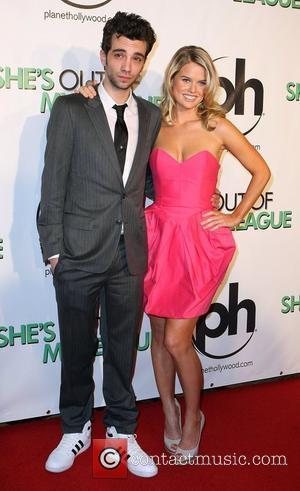 Jay Baruchel and Alice Eve The Las Vegas premiere of 'She's Out Of My League' held at Planet Hollywood Resort...