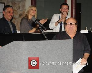 Danny DeVito 2010 'Shoot in Philadelphia' Awards Press Conference at the Sun Center Studios  Aston, Pennsylvania - 14.11.10