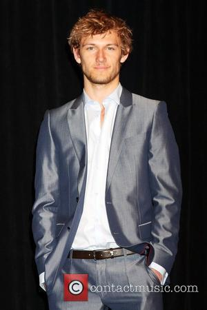 Alex Pettyfer ShoWest 2010 - CBS Films ShoWest luncheon Las Vegas, Nevada - 18.03.10