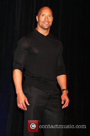 Dwayne Johnson and Cbs