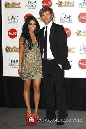 Alex Pettyfer and Vanessa Hudgens  ShoWest 2010 Awards Ceremony - Press Room Las Vegas, Nevada - 18.03.10
