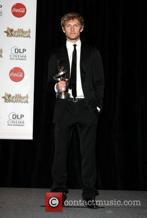 Alex Pettyfer ShoWest 2010 Awards Ceremony - Press Room Las Vegas, Nevada - 18.03.10