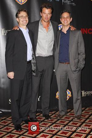 Barry Josephson, Josh Duhamel and Warner Brothers