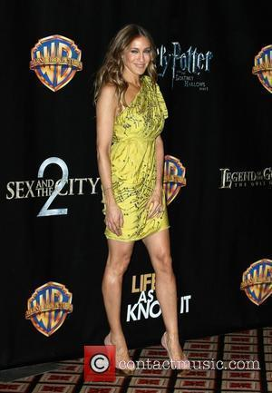 Sarah Jessica Parker ShoWest 2010 - Warner Brothers Pictures' 'Big Picture 2010' Las Vegas, Nevada - 18.03.10