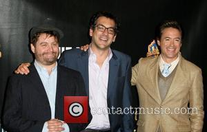 Zach Galifianakis, Robert Downey Jr and Warner Brothers