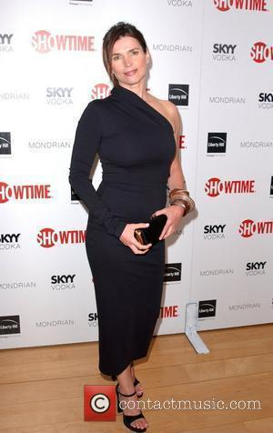 Julia Ormond Showtime's 2010 Emmy Nominee Reception held at Skybar in the Mondrian - Arrivals West Hollywood, California - 28.08.10