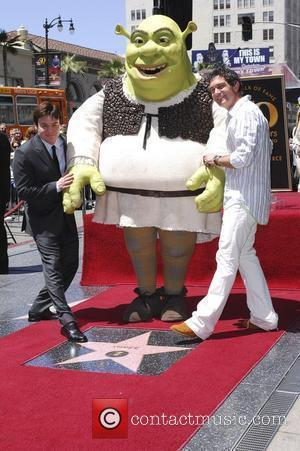 Shrek, Star On The Hollywood Walk Of Fame, Mike Myers