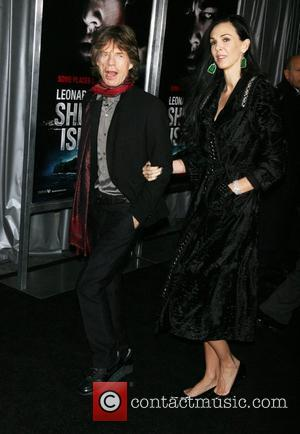 Mick Jagger, Ziegfeld Theatre, L'Wren Scott