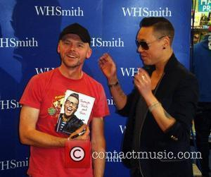Gok Wan, N.e.r.d and Simon Pegg