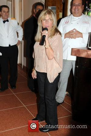 Nancy Sinatra 'Come fly with us' - a launch party for wines from the Sinatra Family Estates at Patsy's Italian...